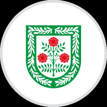 Wappen der Gemeinde Hart bei Graz
